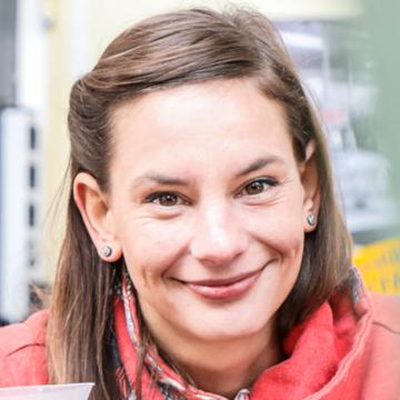 Redakteurin Anna Matuschek