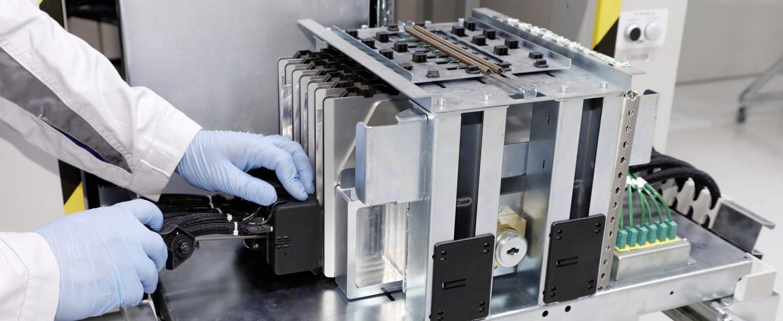 Volkswagen startet Batteriezellentwicklung und -fertigung in Salzgitter. (Bild: Volkswagen AG)