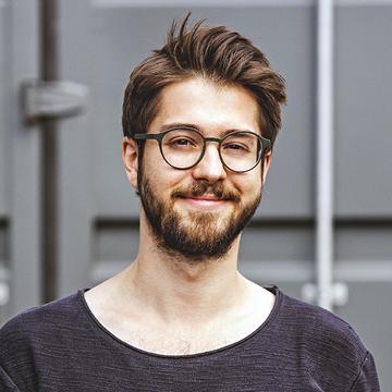 motus-Redakteur Raphael Jahn