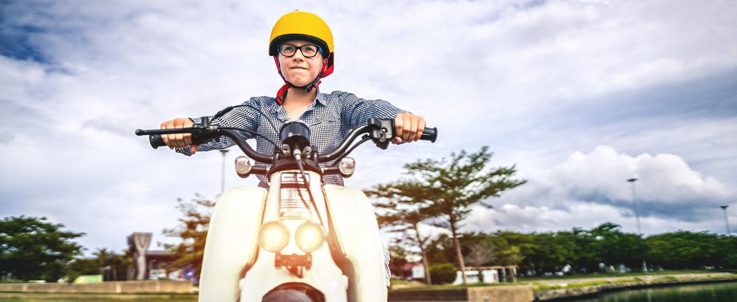Mopedführerschein mit 15 Jahren