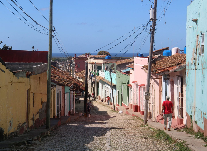 Trinidad auf Kuba mit ihrer schönen Altstadt