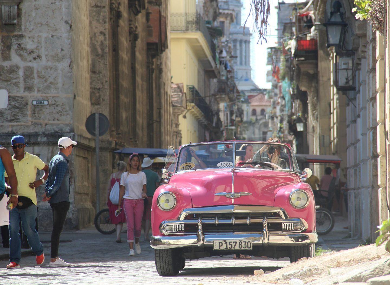 Oldtimer sind ein Exportschlager in Cuba
