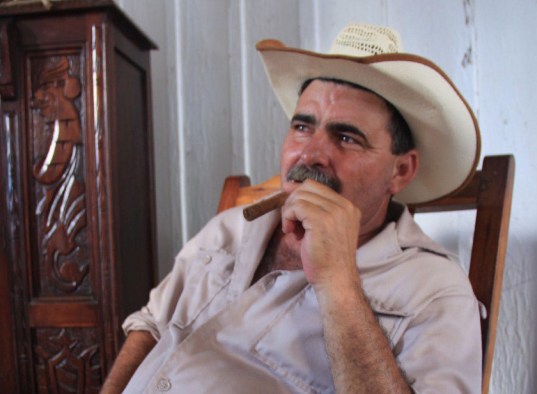 Die Tabakproduktion ist einer der wirtschaftlichen Pfeiler Cubas