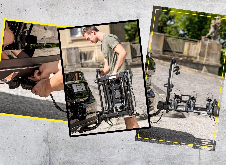 Fahrradträgersystem von ORIS