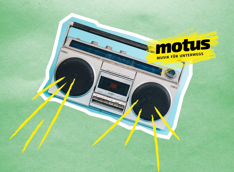 motus Spotify-Playlists für jede Autofahr-Stimmung