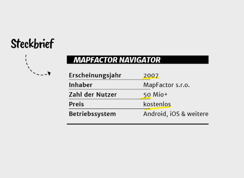 """In den Beiträgen zu Navi-Apps der motus-Serie """"Apps im Vergleich"""" ist der Weg das Ziel. Diesmal: Apple Karten."""