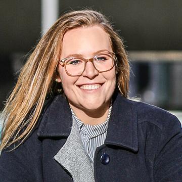 Redaktuerin Jessica Meyer