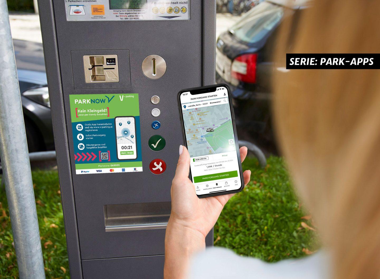 ParkNow ist nach eigenen Angaben die Nr. 1 Park-App in Europa.