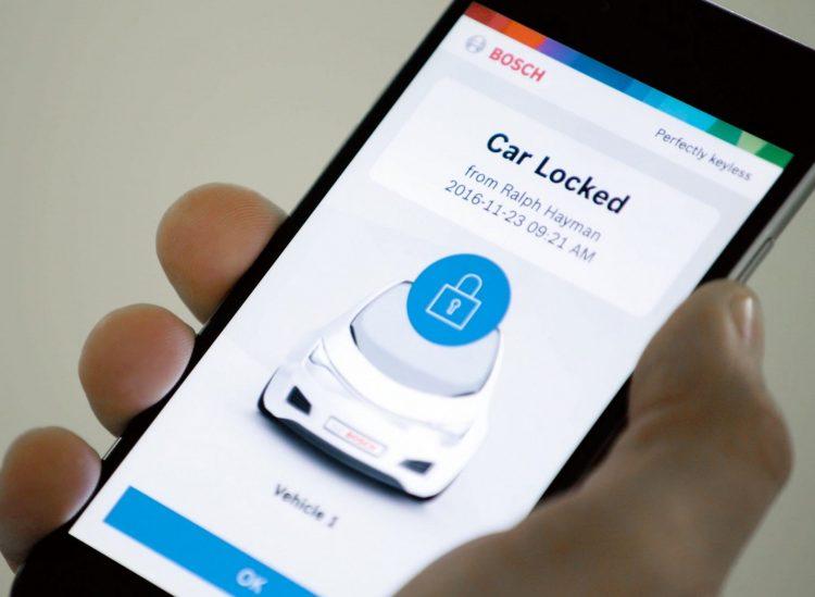 Auto mit NFC per App öffnen sicher und unkompliziert
