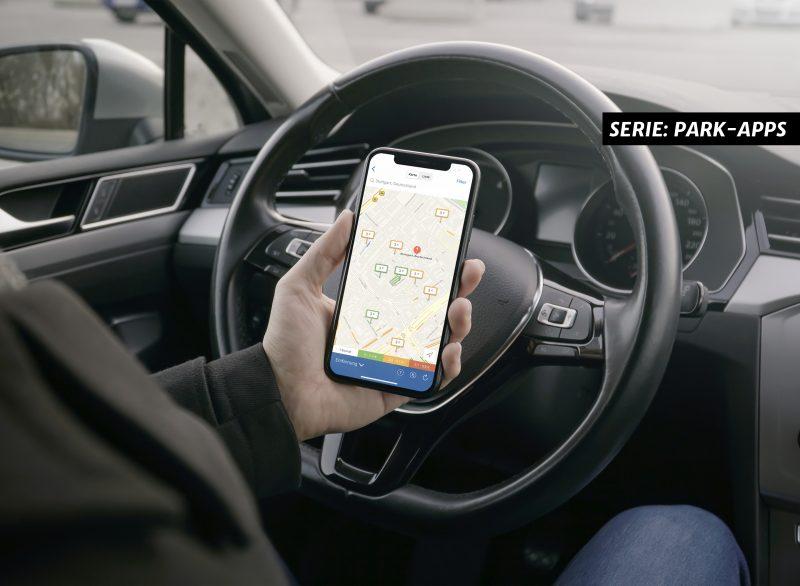 Beim Parken hilft die Park-App Parkopedia mit unterschiedlichsten Informationen, zum Parkplatz.