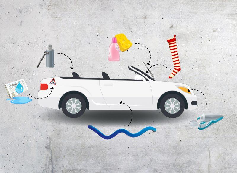Sechs Auto-Lifehacks zum Nachmachen