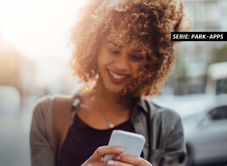 Park-App PayByPhone überzeugt mit positiver UX, übersichtlicher Website, hilfreichen App-Features fürs Handyparken.