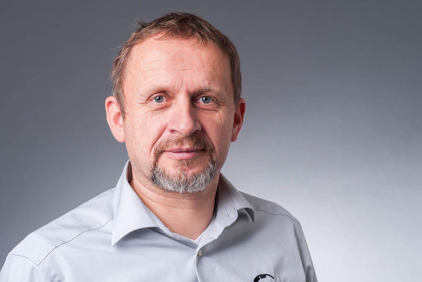 Portraitfoto von Stefan Ehl (KÜS)