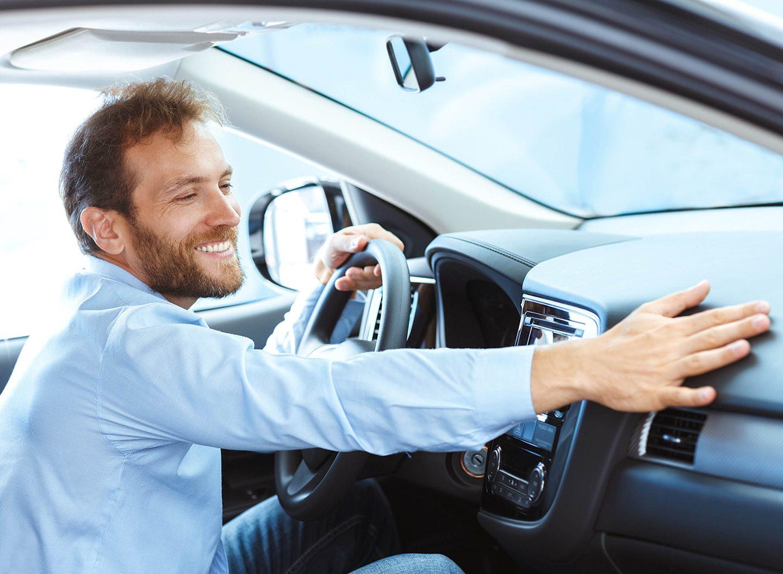 HEM-Studie zeigt: Viiele deutsche Männer verwenden Auto-Kosenamen.