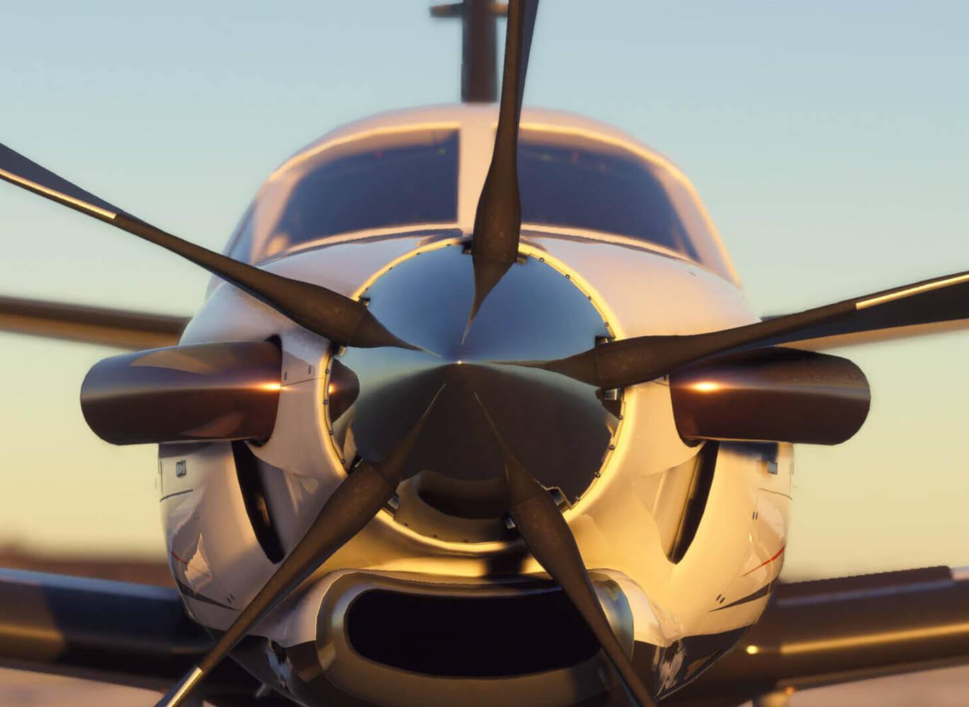 Microsoft Flight Simulator 2020 von Asobo: Einblicke #4