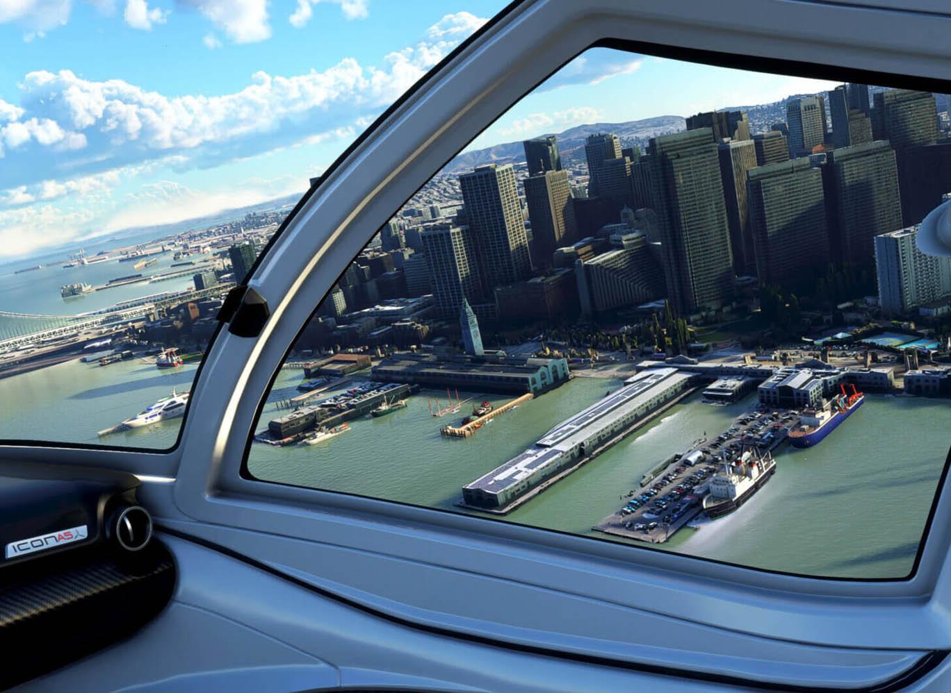 Microsoft Flight Simulator 2020 von Asobo: Einblicke #3