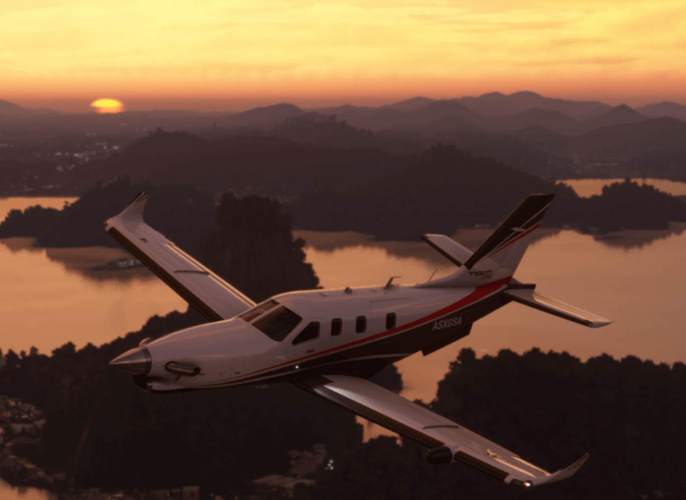 Microsoft Flight Simulator 2020 von Asobo: Einblicke #2