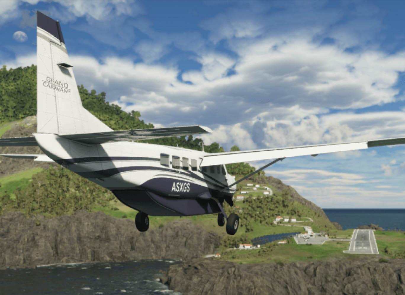 Microsoft Flight Simulator 2020 von Asobo: Einblicke #1