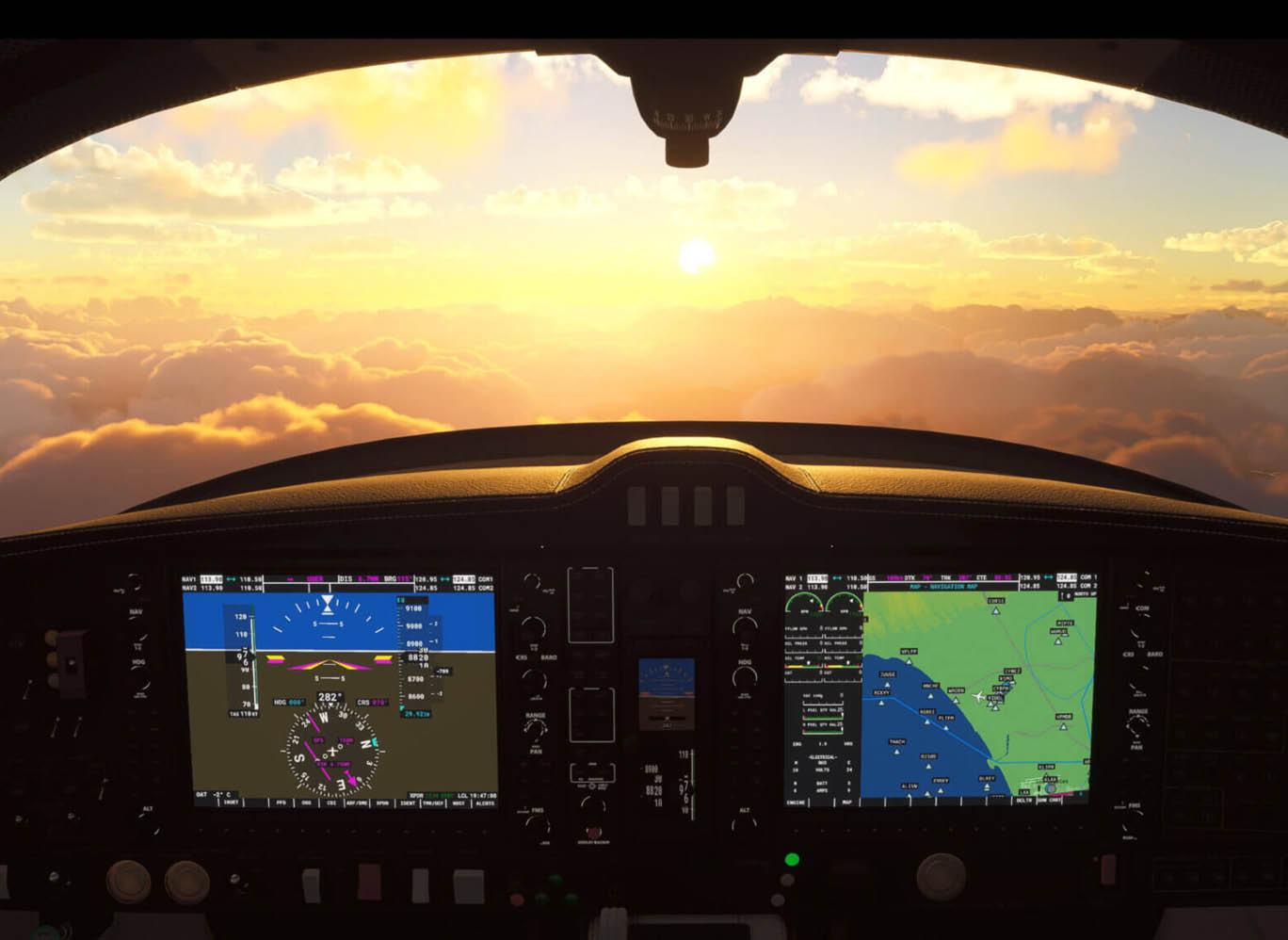 Microsoft Flight Simulator 2020 von Asobo: Einblicke #9