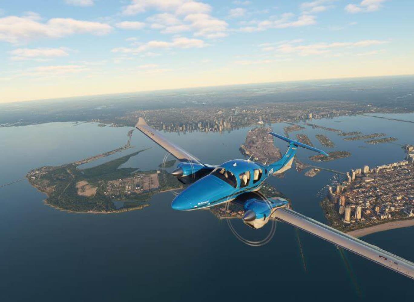 Microsoft Flight Simulator 2020 von Asobo: Einblicke #7