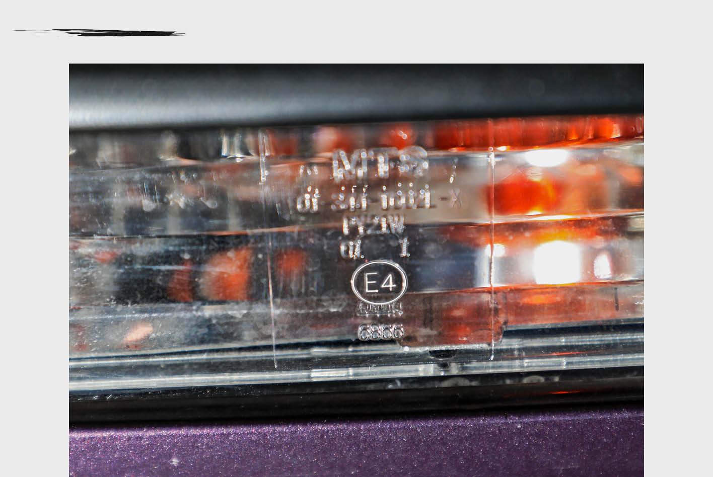 Auto-Beleuchtung: Alle Scheinwerfer benötigen ein E-Prüfzeichen.
