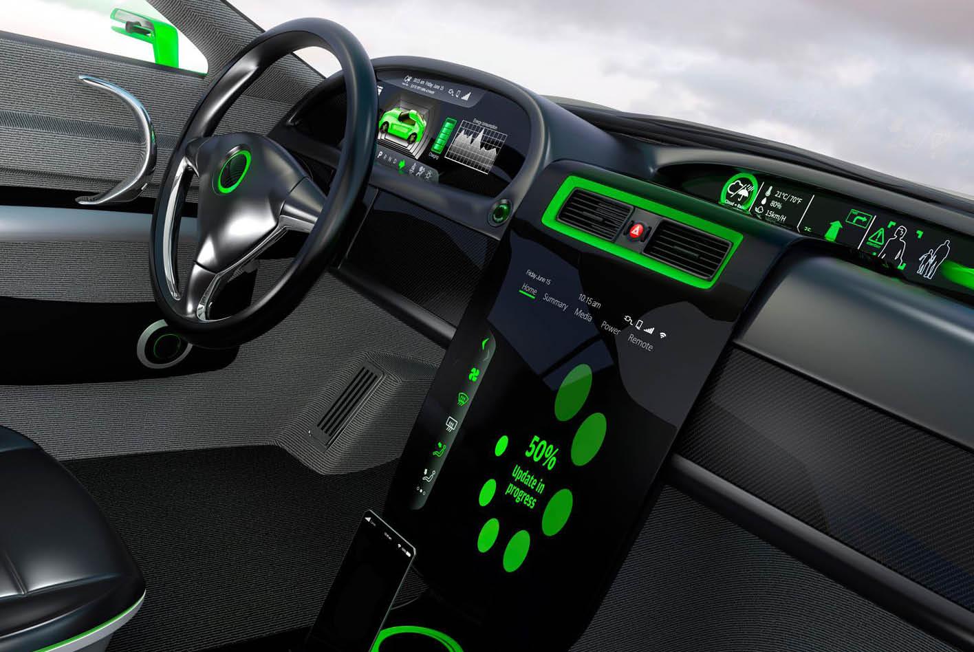Neues Frühwarn-System für autonome FahrzeugeFoto: Continental