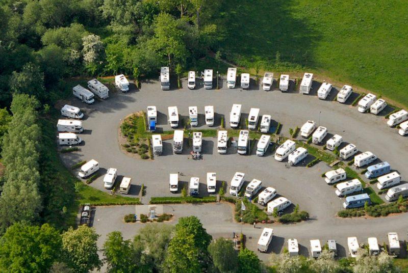 Wohnmobilstellplatz am Schiffertor, Stade