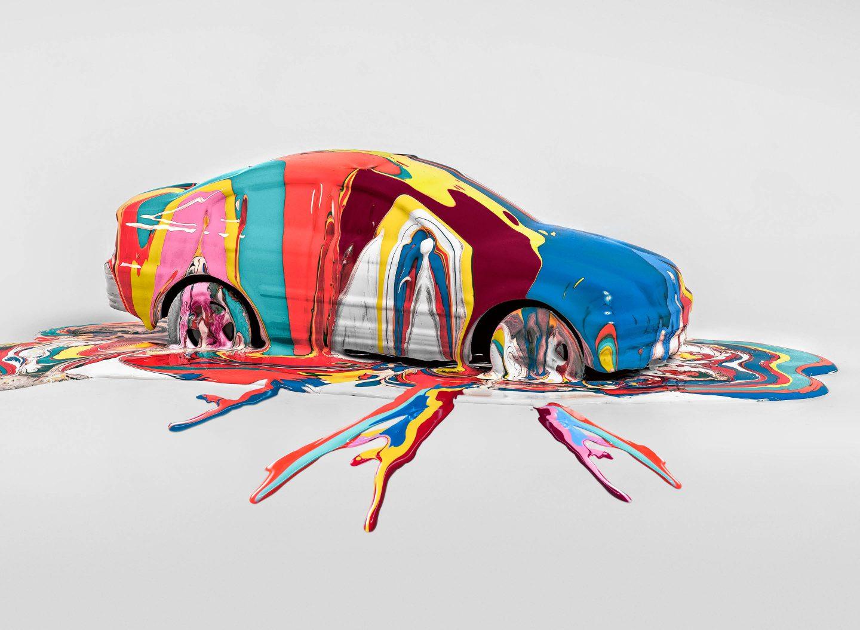 Autofarben bringen Farbe ins Spiel