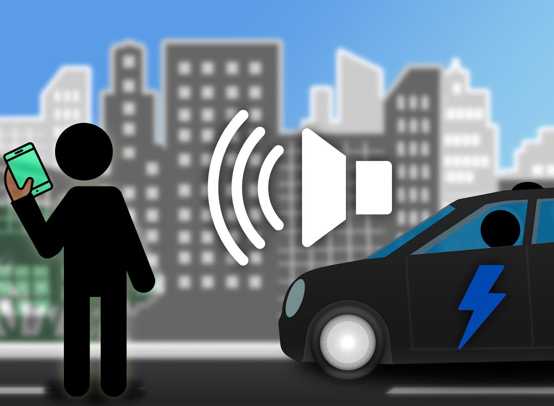 Alle neu zugelassenen E-Autos müssen ab 1. Juli 2021 mit einem Acoustic Vehicle Alerting System (AVAS) ausgerüstet sein. Der Sound soll Fußgänger und Radfahrer vor Unfällen mit Elektroautos schützen.