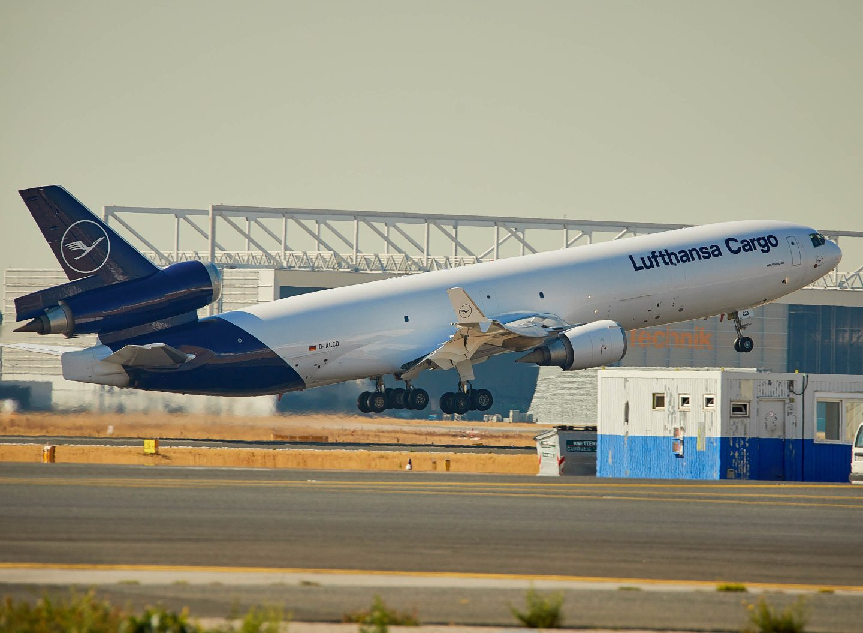 Der weltweite Flugverkehr erholt sich nur langsam. (Bild: Lufthansa)