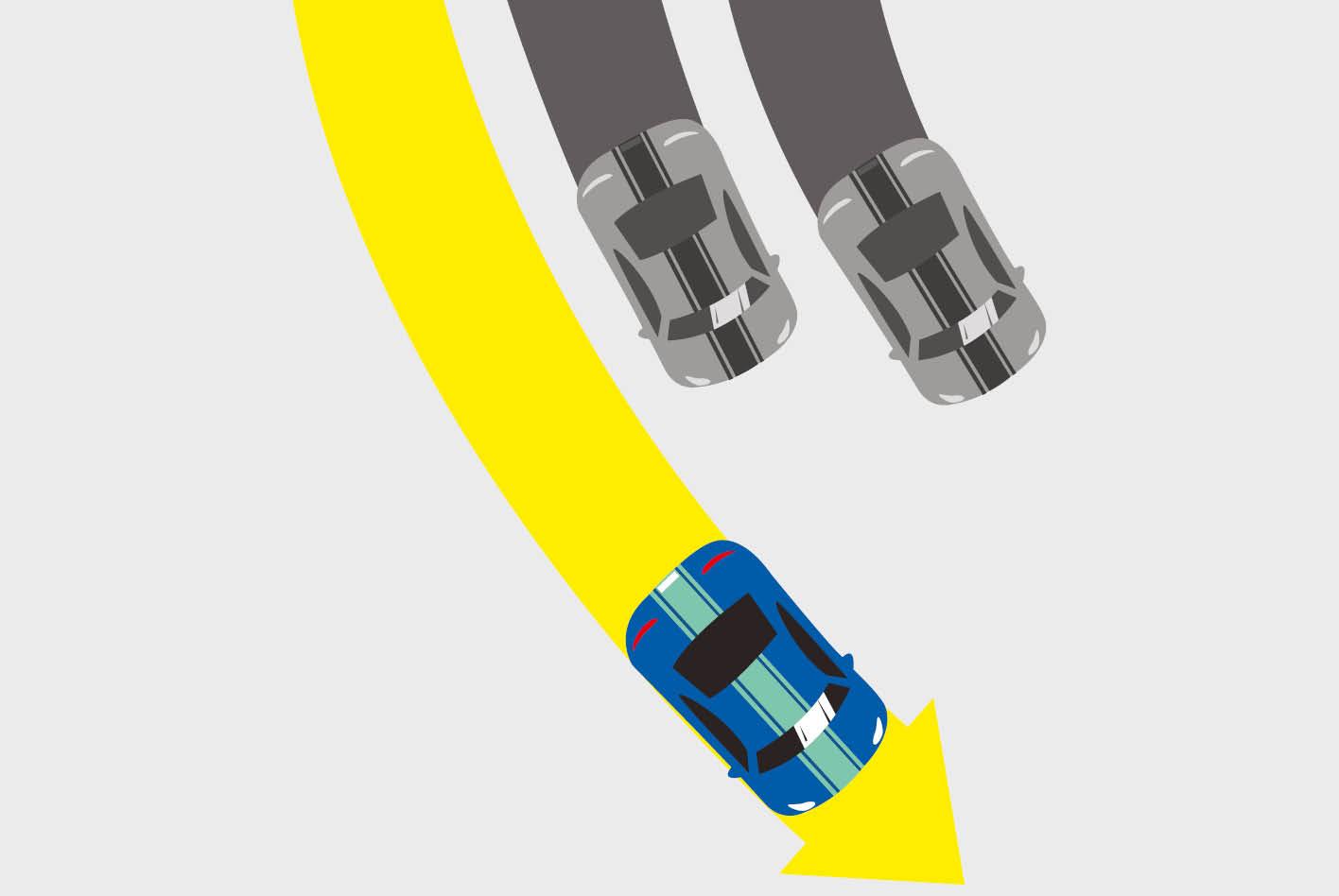 Bei Stau darf rechts überholt werden, wenn sich durch zähflüssigen Verkehrs links eine Fahrzeugschlange gebildet hat. Foto: Adobe Stock / Shinpanu