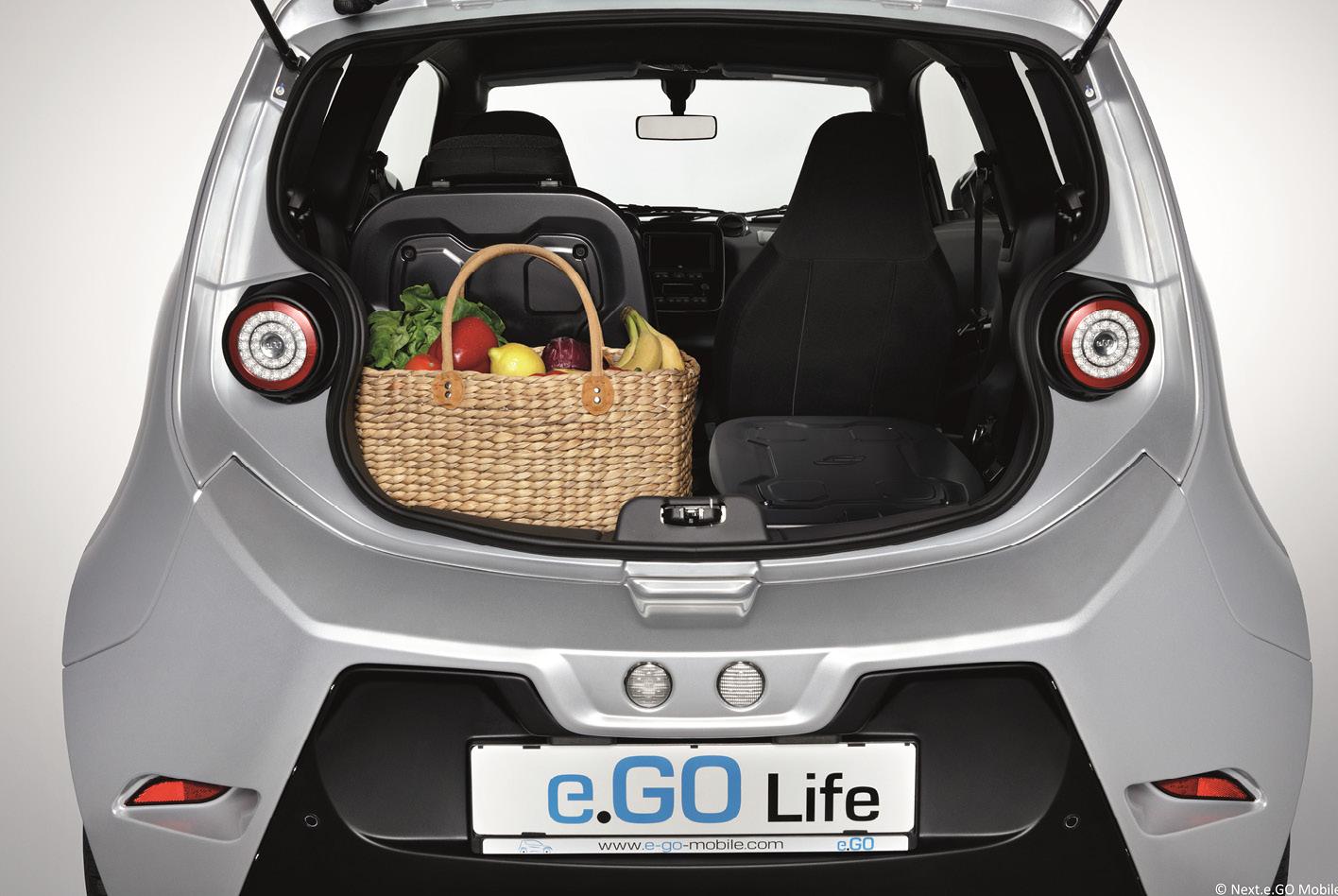 Das Besondere am Aachener Elektroauto der Next.e.GO Mobile SE ist der Circular Economy Ansatz.